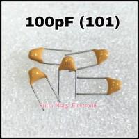 Kapasitor 100pF Multilayer Ceramic 101 Monocap 100 piko 100V