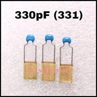 Kapasitor 330pF Multilayer Ceramic 331 Monocap 330 piko 100V