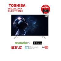 TOSHIBA 32 inch Android Tv 32L5995 FREE BRACKET