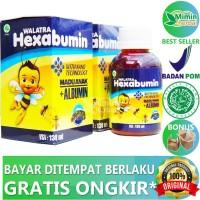 Hexabumin Original 100% Walatra Vitamin Anak Madu Albumin No Vitabumin