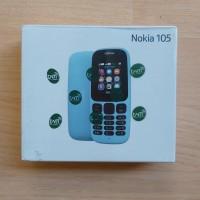 Nokia 105 Garansi Resmi TAM