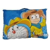 Balmut (Bantal Selimut) / Bantal Travelling Doraemon