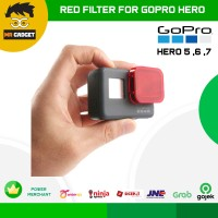 Red Filter Underwater Diving Snorkeling for GoPro Hero 5