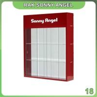 Rak Akrilik Action Figure Sonny Angel Isi 18