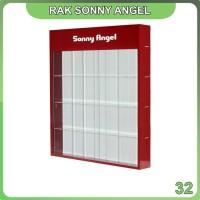 Rak Akrilik Action Figure Sonny Angel Isi 32