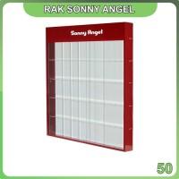 Rak Akrilik Action Figure Sonny Angel Isi 50