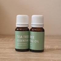 Australian Tea Tree Essential Oil 10ml 100% Murni Antiseptik