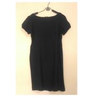 DB20 - Midi Dress Hitam Size L Casual Office Wear Wanita THE EXECUTIVE