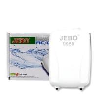 Pompa oksigen JEBO 9950 ACDC aerator AC DC