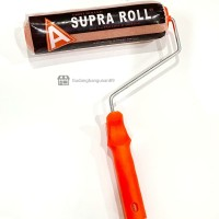 Kuas roll cat tembok supra cabut 9 inch/kuas cat copot/paint roller