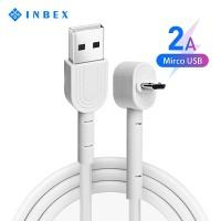 INBEX 2A Kabel Data Fast Charging/Micro USB Type C Lightning