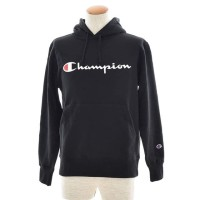 Champion Life's Big Script Pullover Hoodie