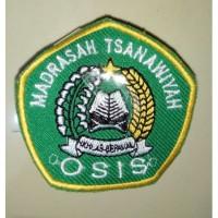 Logo Osis Madrasah Bordir