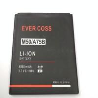 baterai Evercoss M50 star /M50 A 4G /A75B MAX/M50 extream /Ori