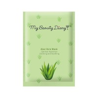 My Beauty Diary - Aloe Vera Mask - Mask/Masker - 1 pc SEHAT