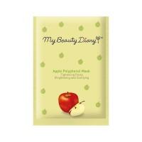 My Beauty Diary - Apple Polyphenol - Masker Wajah - 1 pc SEHAT
