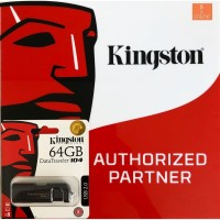 FlashDisk Kingston DataTraveler DT104 64GB / USB 2.0 DRIVE ORIGINAL