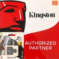 MicroSD Kingston 16GB CLASS 10 - A1 Performance Memory Card ORIGINAL