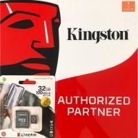 MicroSD Kingston 32GB CLASS 10 - A1 Performance Memory Card ORIGINAL