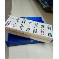 Batu Gaple / Domino Tebal 1.5cm plus Cover Kotak