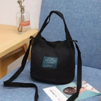 TOTE BAG ALICE MINI - Hitam