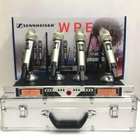 new Mic sennheiser skm 9004 4mic pegang multi channel skm9004