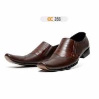 Sepatu Kulit Formal Pantofel OC-356