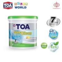 Cat Tembok Anti Bakteri - TOA NanoClean Extra Clean Matt 2,5L