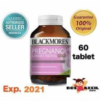 Blackmores Pregnancy & Breast Feeding Gold 60 Kapsul
