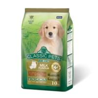 CP Petfood CP Classic Dog Food Puppy Milk - 10kg Berkualitas