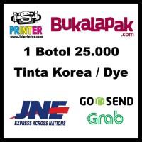 GRATIS ONGKIR Refill Tinta Printer 100ML Botol Infus / Isi Ulang