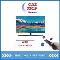 SAMSUNG 50TU8500 Crystal UHD 4K Smart TV 50 Inch UA50TU8500