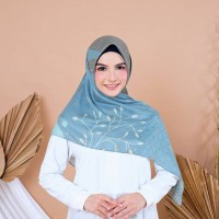 Premium Hijau Printing Kode Maryam Green