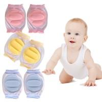 [Bayar Di Tempat]Bantalan Pelindung Lutut Dan Sikut Bayi Merangkak