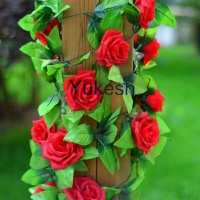 Jual Bunga Mawar Rambat Artificial Berkualitas