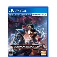 KASET GAME PS4 Takken 7