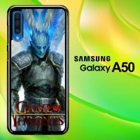 Casing Samsung A50s A10s A20s Night King Game of Throne A9 Custom Case