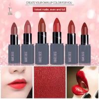 1Pcs Lipstik Pelembab Tahan Lama Non Stick untuk Make Up Wanita
