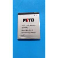 Baterai Mito Fantasy A70 BA-00050 1800Mah Original OEM Packing Mika