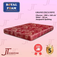 Kasur Busa Royal Foam Grand Exclusive 200 x 160 cm