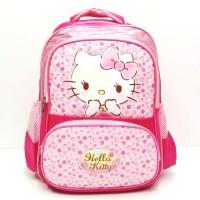 Ransel tas anak sekolah SD hello kitty 8020