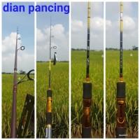 Joran Relix Nusantara Jangkrik 602ML 6-14lb