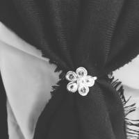Ring Kerudung cincin jilbab Aksesoris jilbab Motif