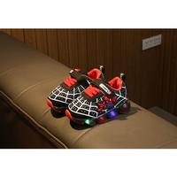 Sepatu anak LED import SH31 sepatu sport sneakers ada lampu