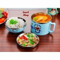 Lunch Mug Motif Jepang Rantang Makan Sekolah