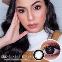 ORIGINAL Softlens EOS GBK-3 BLACK Soflens softlenses