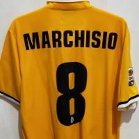 JERSEY MARCHISIO ORIGINAL JUVENTUS AWAY 2013-2014