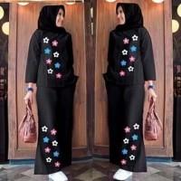 ag Kulot Aisyah blouse celana setelan pakaian muslim wanita baju cewek