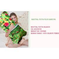 bantal cinta silikon bunga