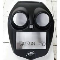 Frame Head Unit Double Din Datsun Go Tahun 2014 Keatas